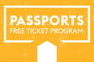Theater J Passports Free Ticket Program
