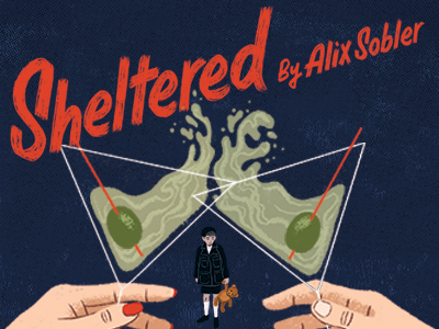 Sheltered by Alix Sobler